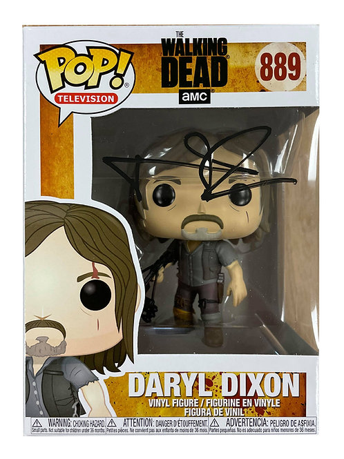 The Walking Dead #889 Daryl Dixon Funko Pop Signed by Norman Reedus