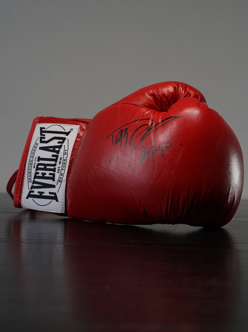 Everlast Boxing Glove Signed By Dolph Lundgren