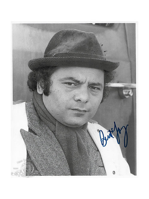 8x10 Rocky Print Signed by Burt Young