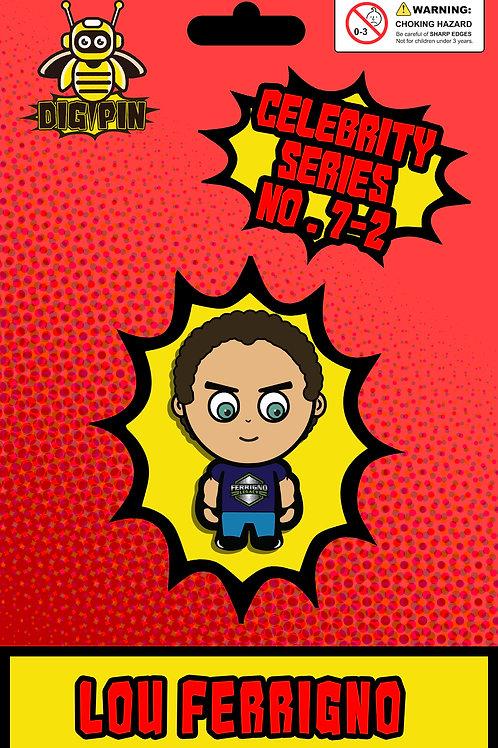 Celebrity Series Lou Ferrigno #7-2