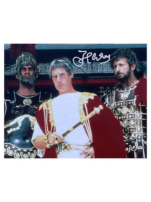 10x8 Monty Python's Life of Brian Print Signed by John Cleese