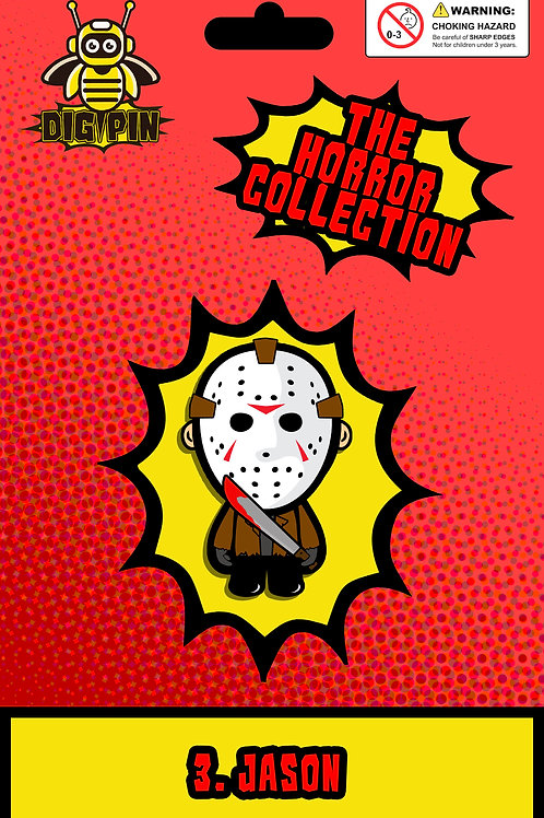 Horror Collection #3 Jason Voorhees