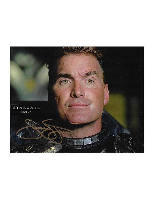 10x8 Stargate Print Signed by Sam J Jones