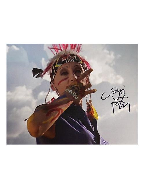 Tank Girl 16x12 Print Signed By Lori Petty