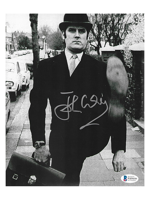 8x10 Monty Python Silly Walks Print Signed by John Cleese