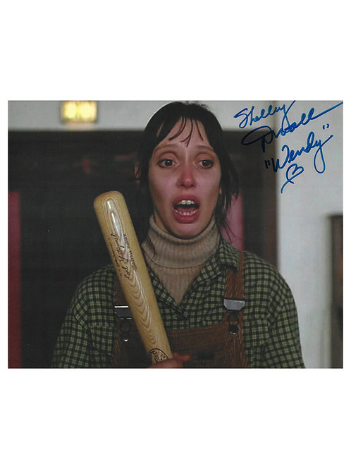 10x8 The Shining Print Signed by Shelley Duvall