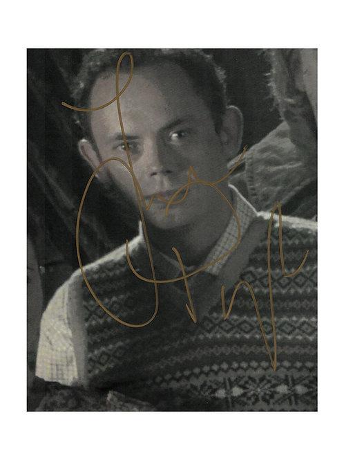 8x10 Harry Potter Print Signed byJames Payton