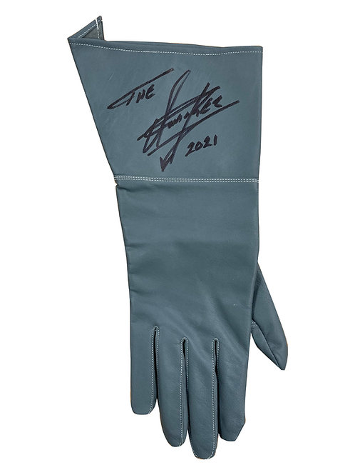 Survivor Series 91 Right Hand Glove Signed by Wrestling Superstar The Under