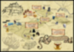 For The Love Of Fantasy map