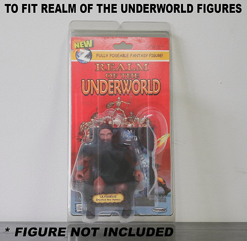 Protective Cases For MOC Realm Of The Underworld Figures - Various Pack Sizes