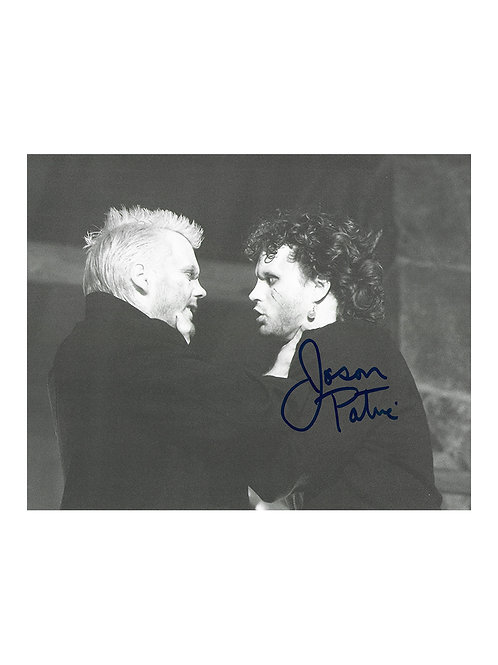 10x8 The Lost Boys Print Signed by Jason Patric