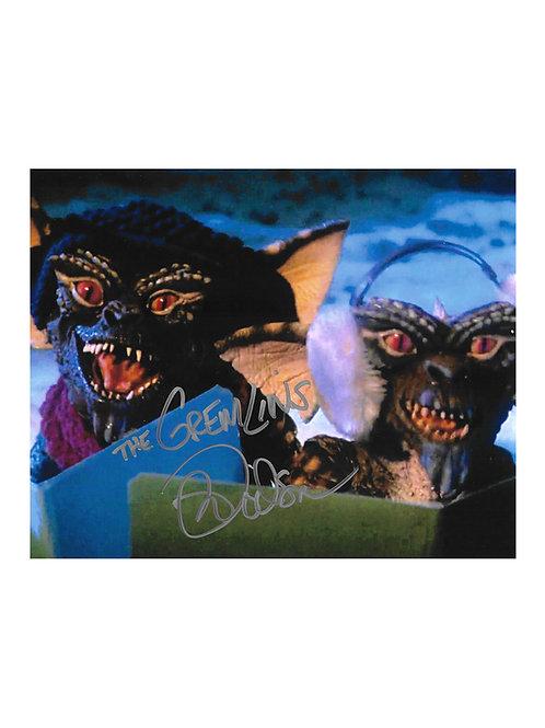 10x8 Gremlins Print Signed by Mark Dodson