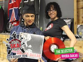 The Selector and Rhoda Dakar