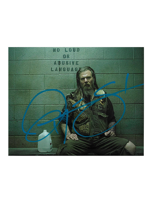10x8 Sons of Anarchy Print Signed by Ryan Hurst