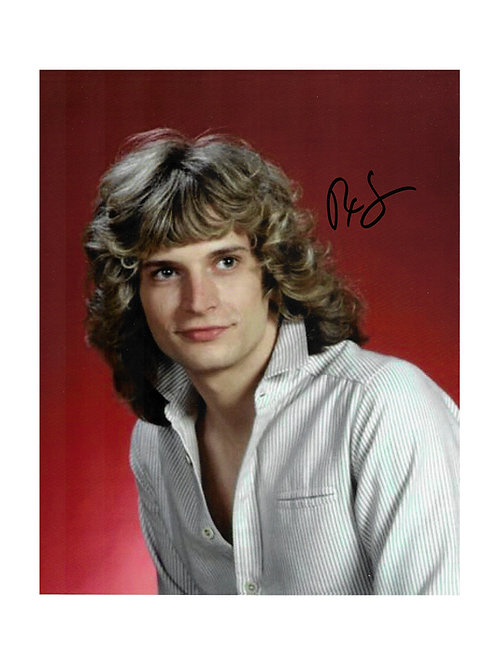 8x10 Print Signed by Rex Smith