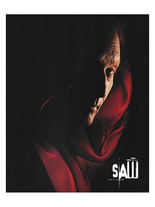 """8x10"""" Unsigned Tobin Bell Saw Film Print"""