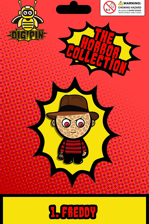 Horror Collection #1 Freddy Krueger