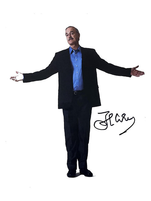 8x10 Print Signed by John Cleese