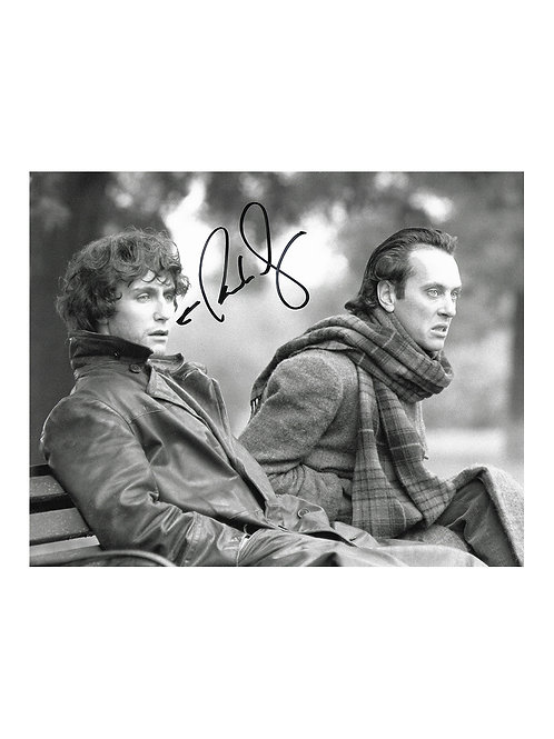 10x8 Withnail & I Print Signed by Paul McGann