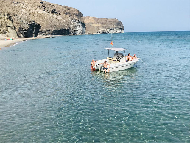 Embarcación auxiliar - Ocean Experiences