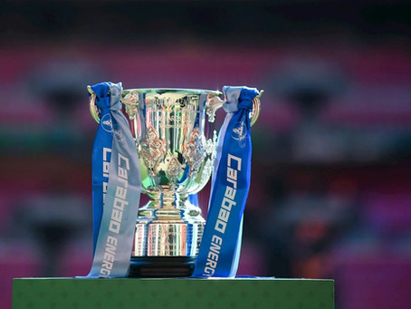 Lions draw West Brom in the Carabao Cup First Round