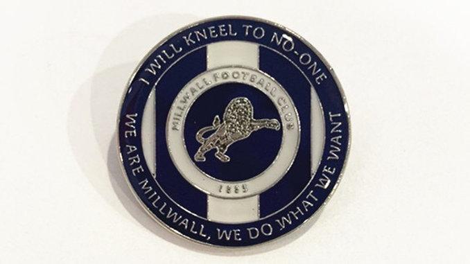Millwall 2020 badge