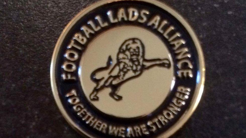 Millwall / FLA Small Badge