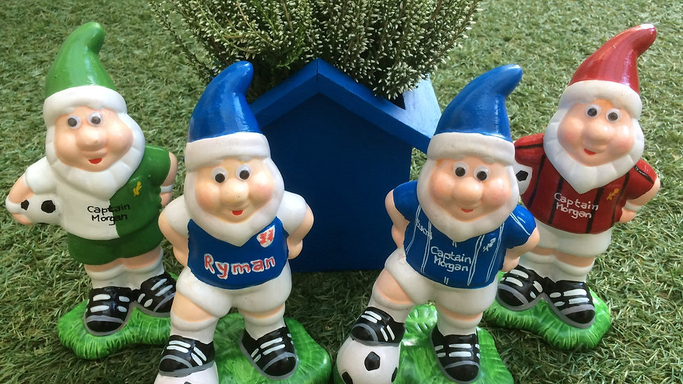 6inch Millwall Gnomes