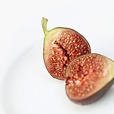 Fig Jam Pizza (white)