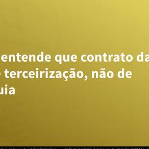 TRT-6 entende que contrato da Gol era de terceirização, não de franquia