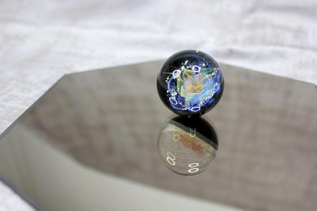 骨灰玻璃紀念品—紙鎮