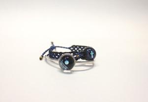 骨灰玻璃紀念品 手繩
