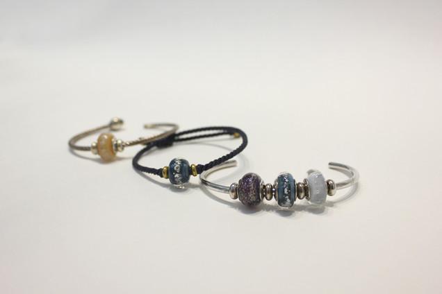 骨灰玻璃紀念品—Pandora珠鏈