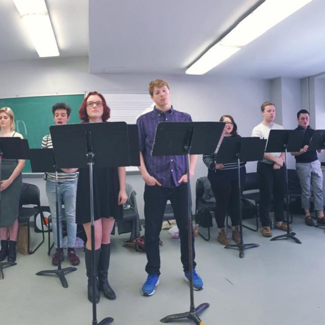 Evelyn: A New Musical 2016