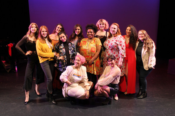 The Lady Power Project: A Devised Song Cycle (2019)