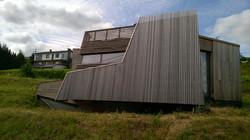 maison passive en bois et paille