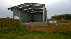 hangar industriel namur