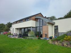 maison bioclimatique basse énergie