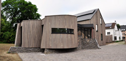 Transformation Maison ossature bois