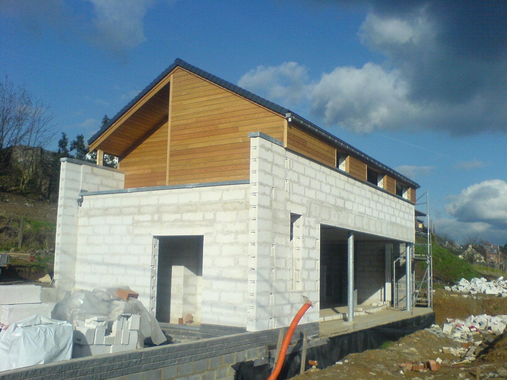 Maison Bioclimatique Namur