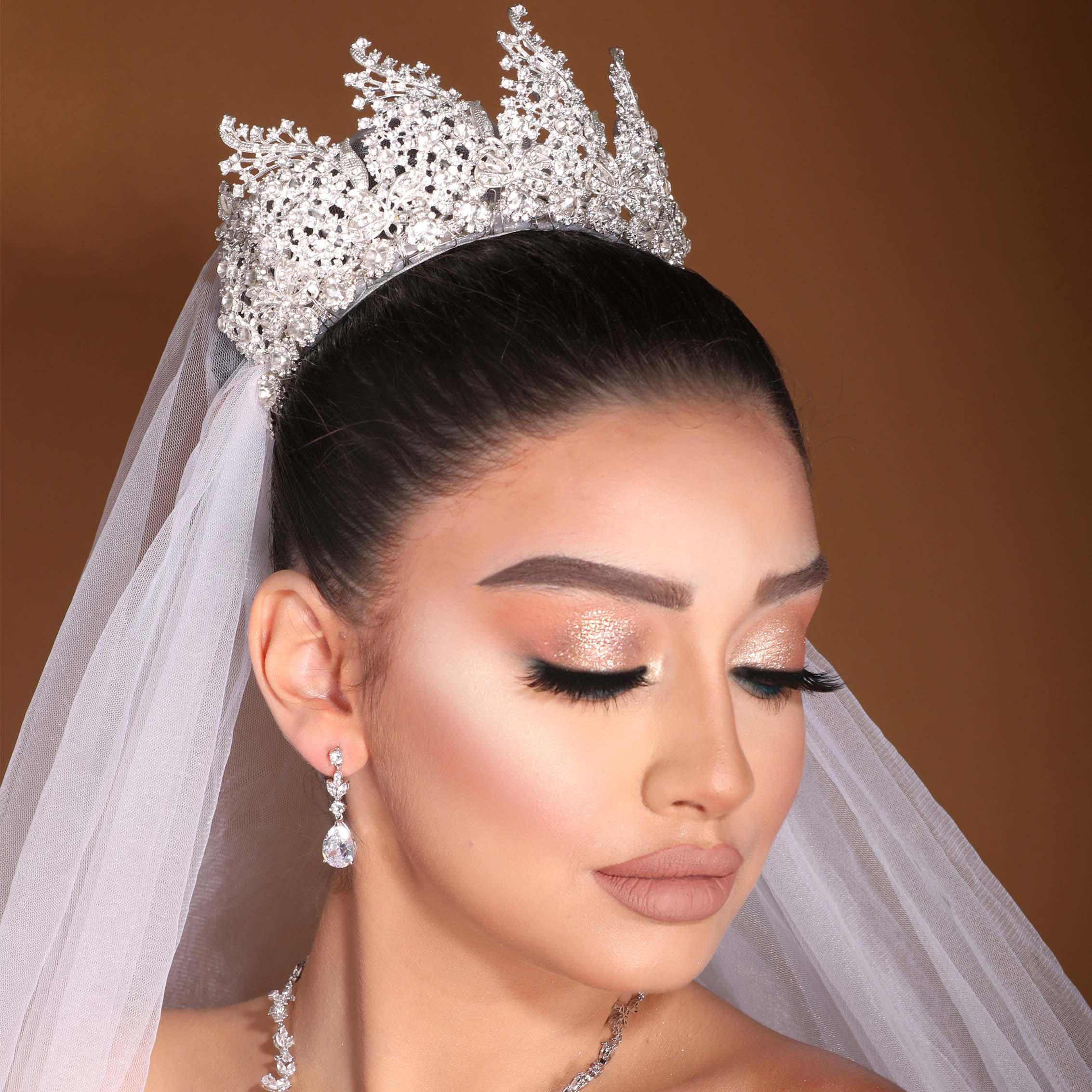 Bridal Makeup (For The Bride)