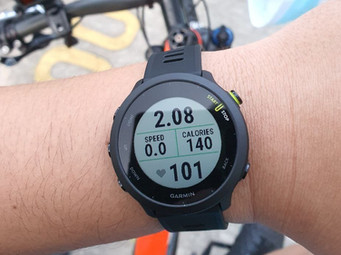 Garmin Forerunner 55 Review: Practical, Rugged-Looking Fitness Tracker