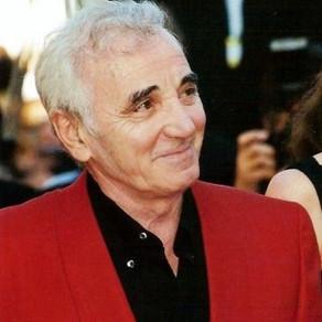 Conférence Charles Aznavour du 3 décembre 2020.