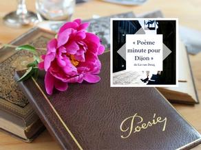 Partager la poésie : jumelage York-Dijon #8