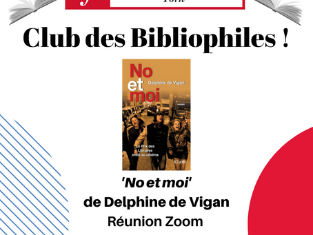 Book Club - Free - 21st September, 2.30pm