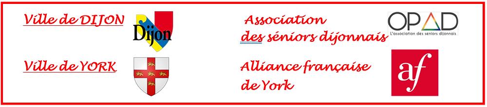 Twinning York-Dijon, Jumelage York-Dijon