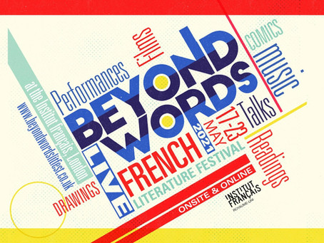 Beyond Words Festival - 17th-23rd May