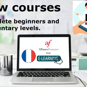 New courses in January
