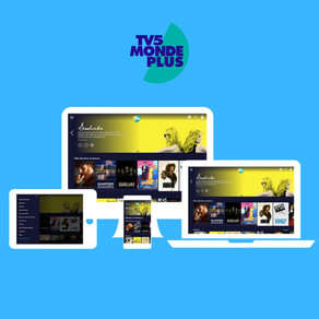 TV5mondeplus, a new platform of Francophone content
