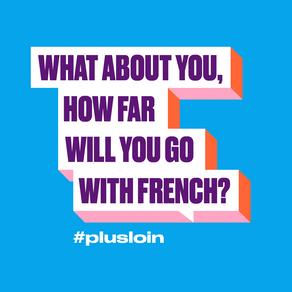#plusloin